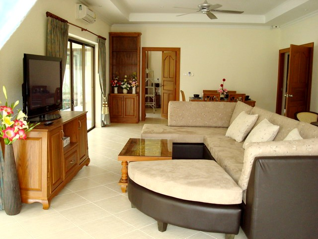3 Bedroom , House for rent: 3 Bedrooms House for rent in Jomtien ฿50,000 per month