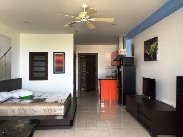 Viewtalay 5 C studio: Studio Condo for sale/rent in  ฿3,450,000 / ฿16,000 p/m